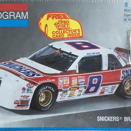 "1991 ""Snickers"" Buick Regal #12 Rick Wilson Monogram 2940"
