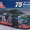 "1997 ""Remington"" Ford Thunderbird #75 Rick Mast Revell Monogram 85-2518"