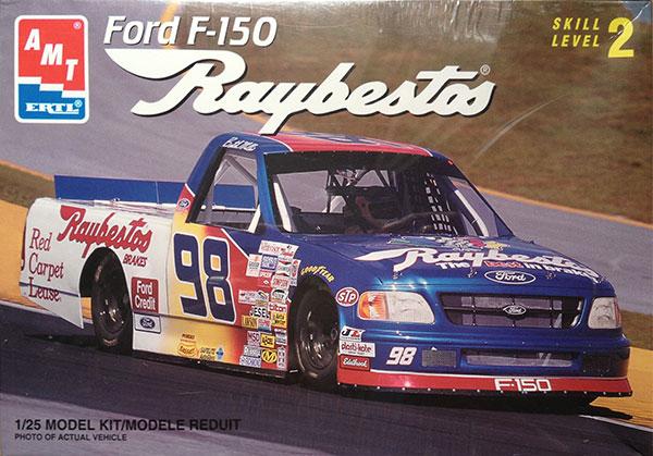 1997 nascar truck ford f 150 raybestos 98 kenny irwin jr for Irwin motors body shop