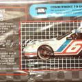 1992 Ford Thunderbird Valvoline #6 Mark Martin AMT Ertl 8756