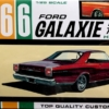 """1966 """"Down Yonder Ford Dealers"""" Ford Galaxie #6 AMT 904/12"""