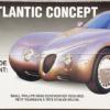 2008 Chrysler Atlantic Concept Lindberg Modellbausatz 72712
