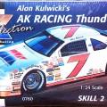 """1991 """"AK Racing"""" Ford Thunderbird #7 Alan Kulwicki Monogram 0760"""