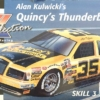 "1986 ""Quincy's"" Ford Thunderbird #35 Alan Kulwicki Monogram 0761"