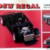 1982 Mountain Dew Buick Regal #11 Darrell Waltrip Monogram 2204