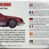 """1984 """"Coors"""" Ford Thunderbird #9 Bill Elliott Monogram 2244"""