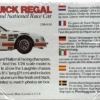 "1984 ""Miller"" Buick Regal #22 Bobby Allison Monogram 2298"