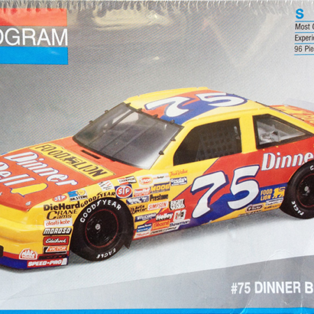 1991 Oldsmobile Dinner Bell #75 Joe Ruttman Monogram 2432