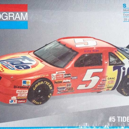 "1992 ""Tide"" Chevy Lumina #5 Ricky Rudd"