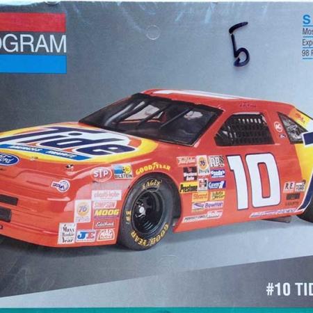 """1994 Ford Thunderbird """"Tide"""" #10 Ricky Rudd Monogram 2449"""