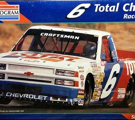 1995 Chevy NASCAR Truck TOTAL #6 Rick Carelli Monogram 2475