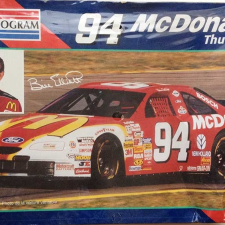 "1996 ""McDonald's"" Ford Thunderbird #94 Bill Elliott Monogram 2486"