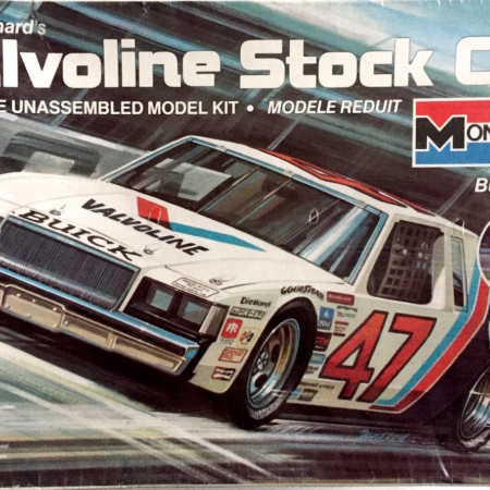 1985 Valvoline Buick Regal Ron Bouchard