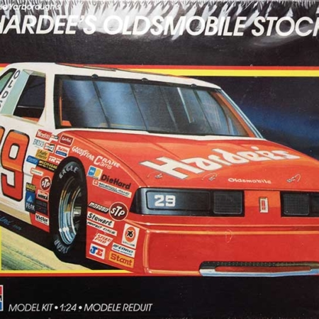 "1987 ""Hardee's"" Oldsmobile #29 Cale Yarborough - Monogram 2754"