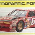 "1990 ""Tropartic"" Pontiac Grand Prix #66 Dick Trickle Monogram 2930"