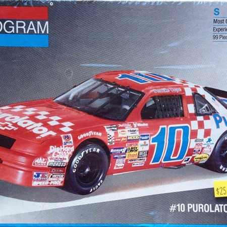 "1991 ""Purolator"" Chevy Lumina #10 Derrike Cope Monogram 2941"
