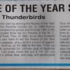 "1985 ""Rookie of the Year"" Ford Thunderbird #35 Alan Kulwicki #90 Ken Schrader Combo Monogram 6368"