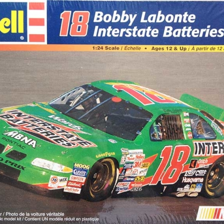 "1999 ""Interstate Batteries"" Pontiac Grand Prix #18 Bobby Labonte Revell 85-2987"