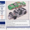 "1999 ""Interstate Batteries"" Pontiac Grand Prix #18 Bobby Labonte Revell 85-2987"