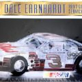 "1997 ""Goodwrench"" Chevy Monte Carlo #3 Dale Earnhardt (Clear Body) Revell Monogram 85-4131"