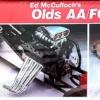 "1988 ""Miller"" Oldsmobile AA/FC Funny Car Ed McCulloch Revell 7122"