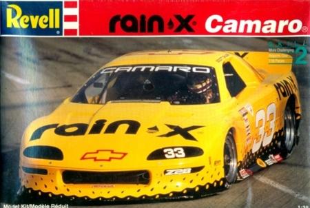 Revell 7358 SCCA Camaro #33