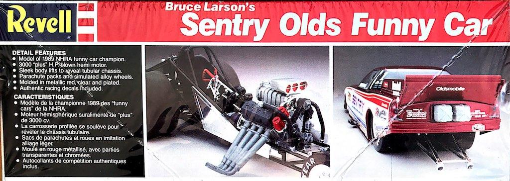 Rev Sentry Olds Funnycar Bruce Larson on 2001 Ford Taurus Design