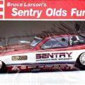 """1989 """"Sentry"""" Oldsmobile Funny Car Bruce Larson Revell 7460"""