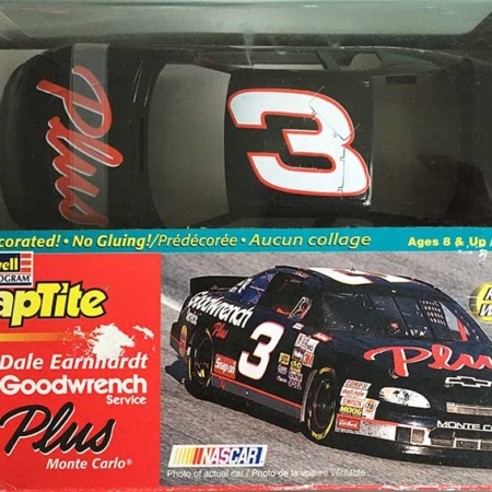 "1998 ""Goodwrench"" Chevy Monte Carlo #3 Dale Earnhardt Revell Monogram 85-1311"