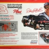 """1998 """"Goodwrench"""" Chevy Monte Carlo #3 Dale Earnhardt Revell Monogram 85-1311"""