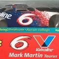 """1998 """"Valvoline"""" Ford Taurus #6 Mark Martin Revell 85-1312"""