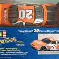 "1999 ""Home Depot"" Pontiac Grand Prix #20 Tony Stewart Revell 85-1646"