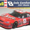 "2001 ""Dale"" Chevy Monte Carlo #8 Dale Earnhardt Jr. Revell 85-2358"