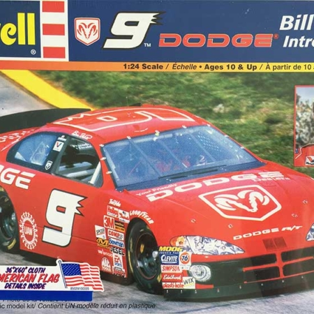 "2001 ""Dodge Dealers"" Dodge Intrepid R/T #9 Bill Elliott Revell 85-2361"