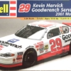 """2001 """"Goodwrench"""" Chevy Monte Carlo #29 Kevin Harvick Revell 85-2372"""