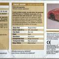 "1997 ""Coca Cola 600"" Chevy Monte Carlo #1 Revell Monogram 85-2550"